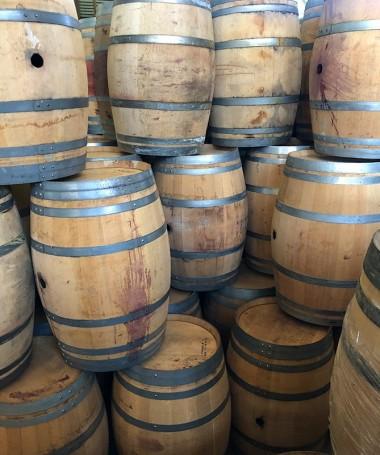 Gebrauchtes Weinfass 225l unbehandelt