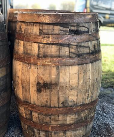 Gebrauchtes Whiskyfass 200l, unbehandelt