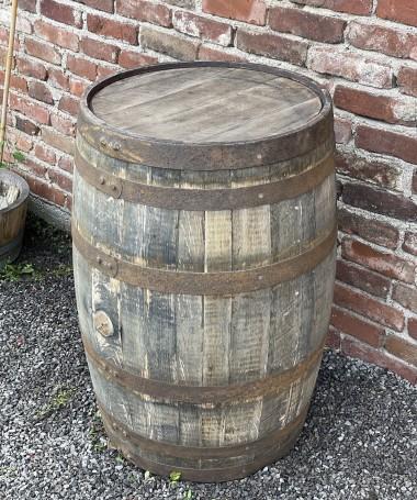 Whiskyfass geschliffen