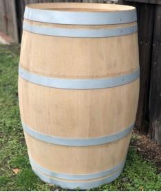 Gebrauchtes Weinfass 225l gesandstrahlt