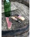 Weinflaschenverschluss aus Weinfassdaube (im Set)